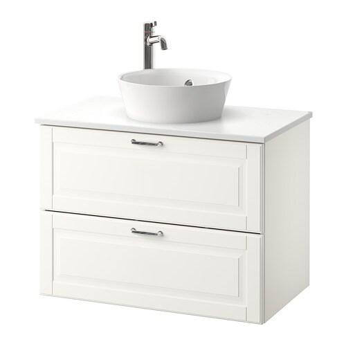 Godmorgon tolken kattevik mueble lavabo encimera40 for Mueble lavabo blanco