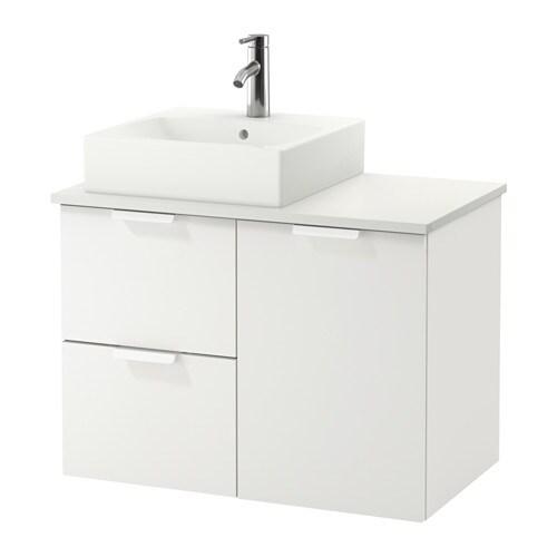 Godmorgon tolken t rnviken armario lavabo 45x45 blanco ikea - Armario lavabo ikea ...