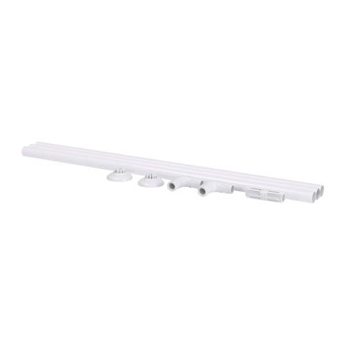 G Mmaren Barra Universal Para Cortina Ducha Ikea