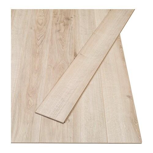 Gr smark suelo laminado efecto roble marr n claro efecto envejecido m ikea Ikea suelo laminado