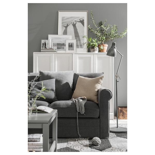 GRÖNLID sofá 2 plazas Ljungen gris 104 cm 177 cm 98 cm 7 cm 18 cm 68 cm 141 cm 60 cm 49 cm
