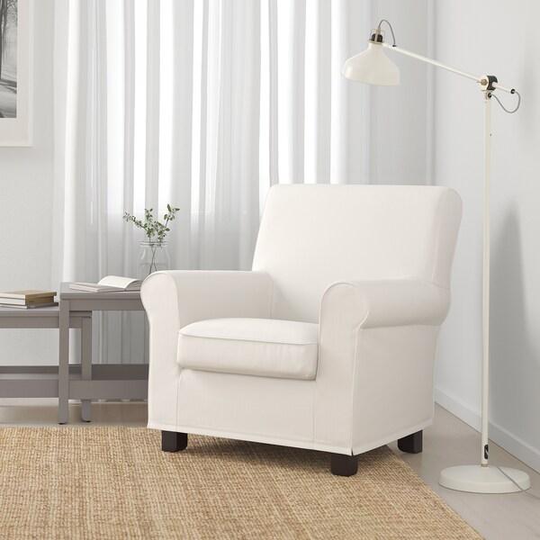 GRÖNLID Sillón, Inseros blanco