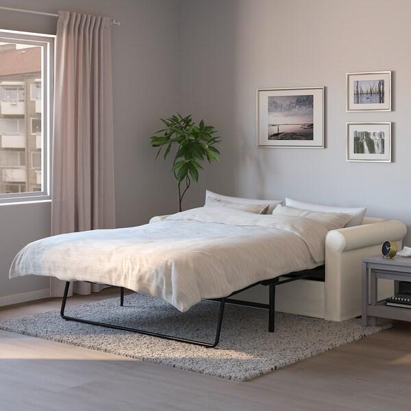 GRÖNLID Sofá cama 2, Inseros blanco