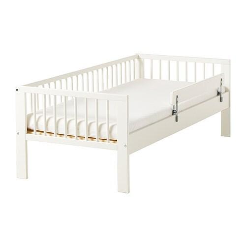 Gulliver estructura de cama con somier ikea - Cama de ikea ...