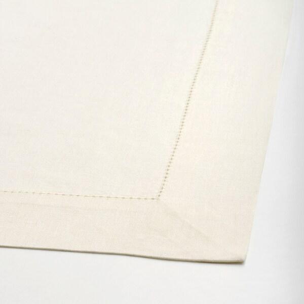 GULLMAJ mantel encaje blanco 240 cm 145 cm