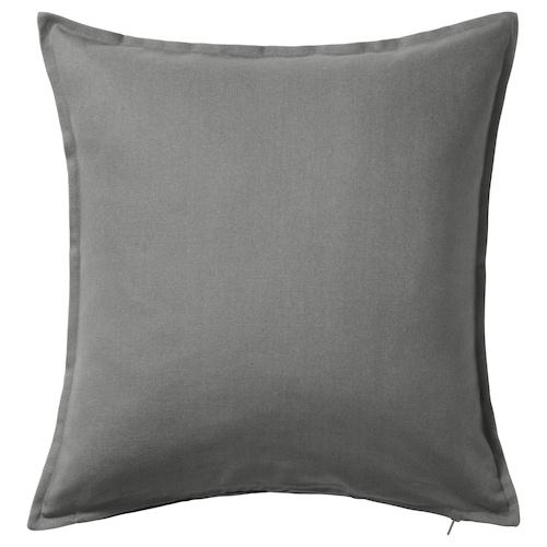 GURLI Funda de cojín, gris IKEA