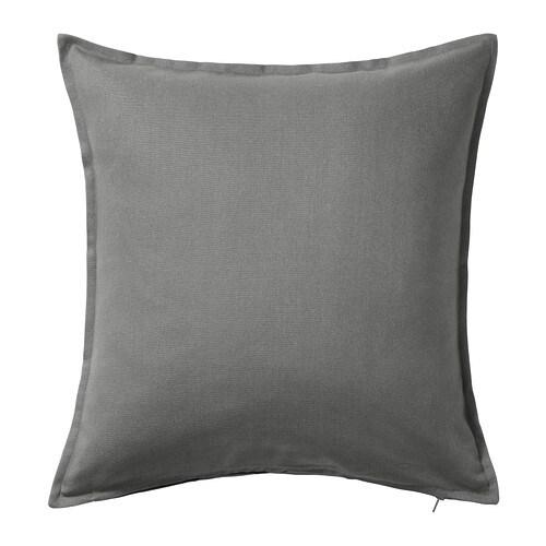 GURLI N - funda de coixí, 50x50, gris