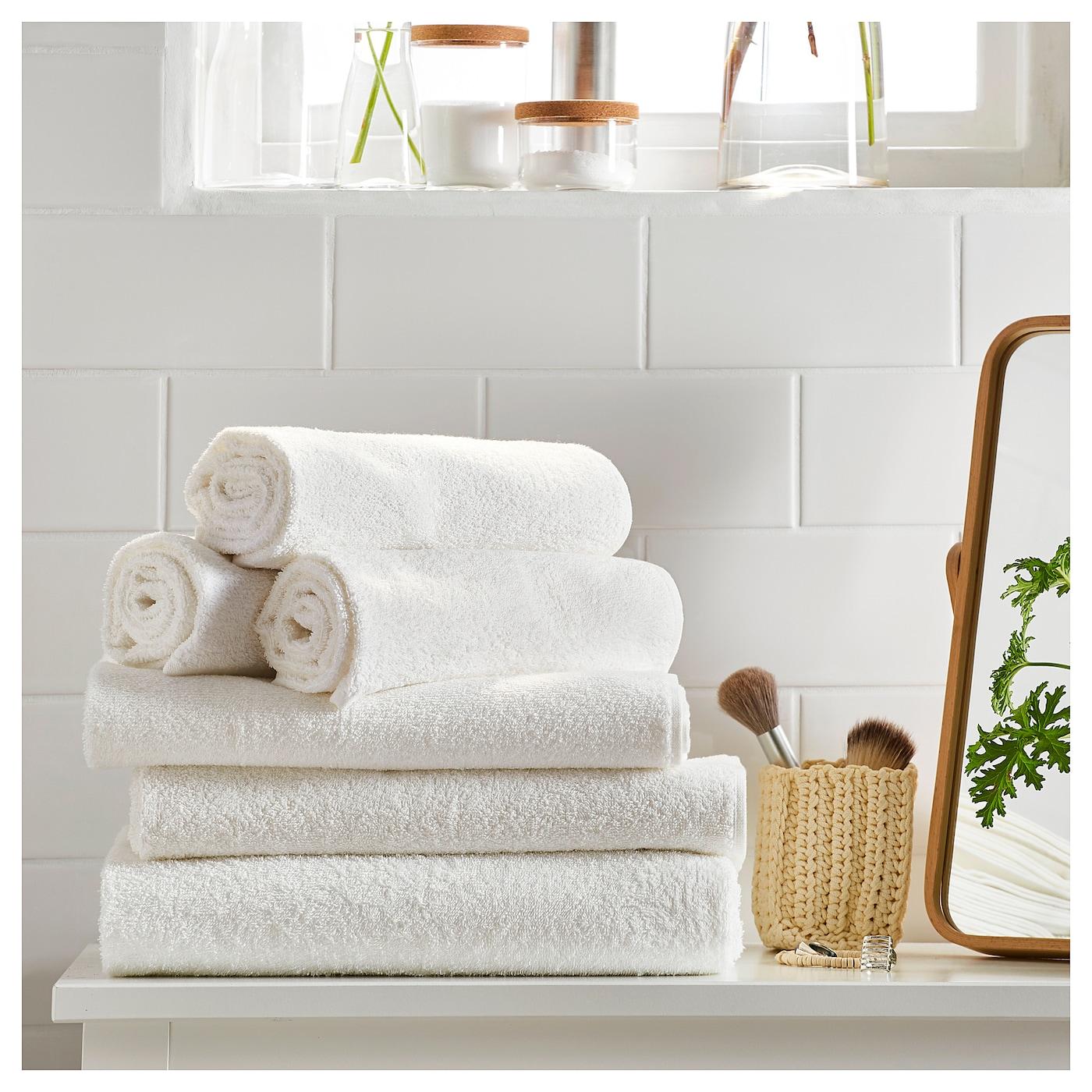 H ren toalla de ba o blanco 100 x 150 cm ikea - Toallas de bano ikea ...