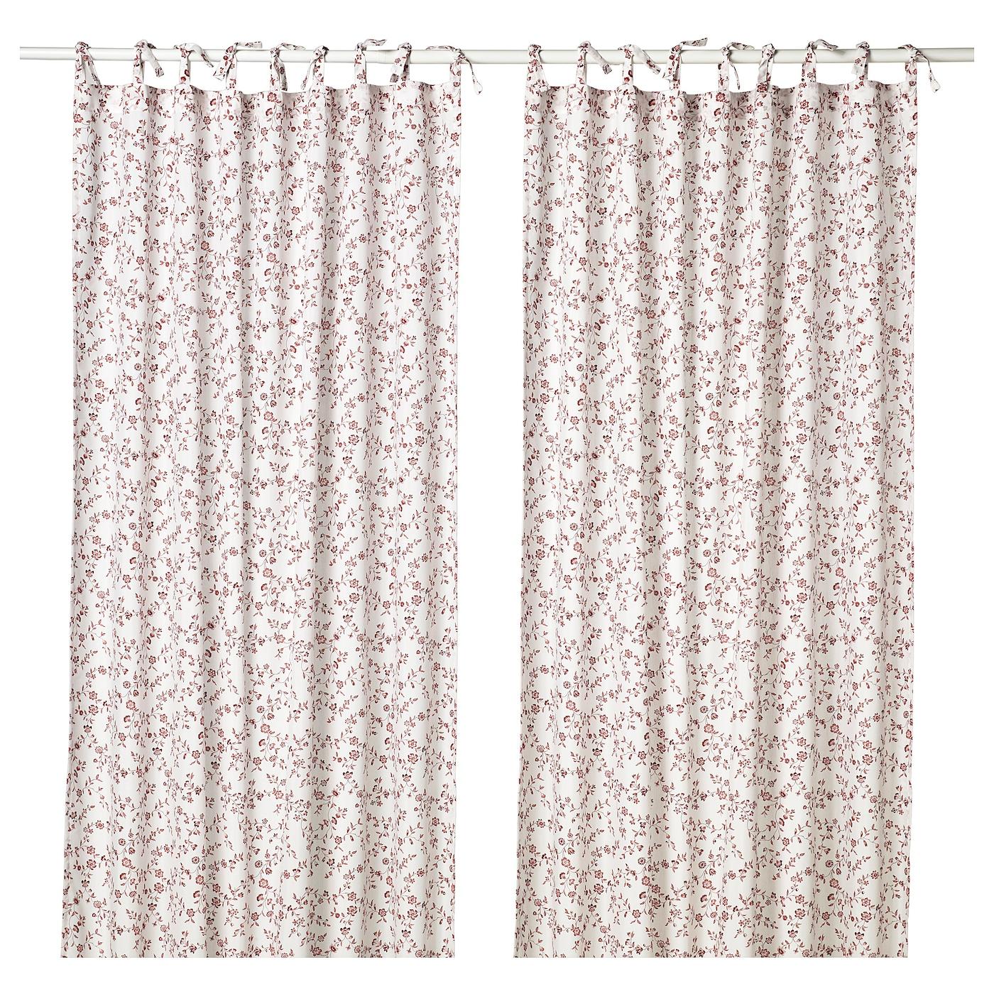 Cortina Puerta Exterior Ikea Elegant Cortina Con Pasabarras Batik