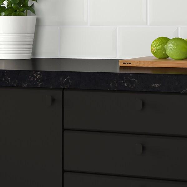 HACKÅS Pomo, antracita, 15 mm