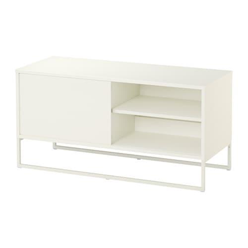 HAGGE Mueble TV Más ofertas en IKEA Con las puertas correderas ganas