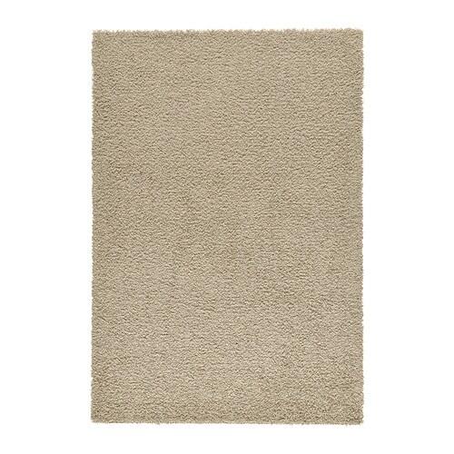 Hampen alfombra pelo largo 133x195 cm ikea - Alfombras pelo largo ...