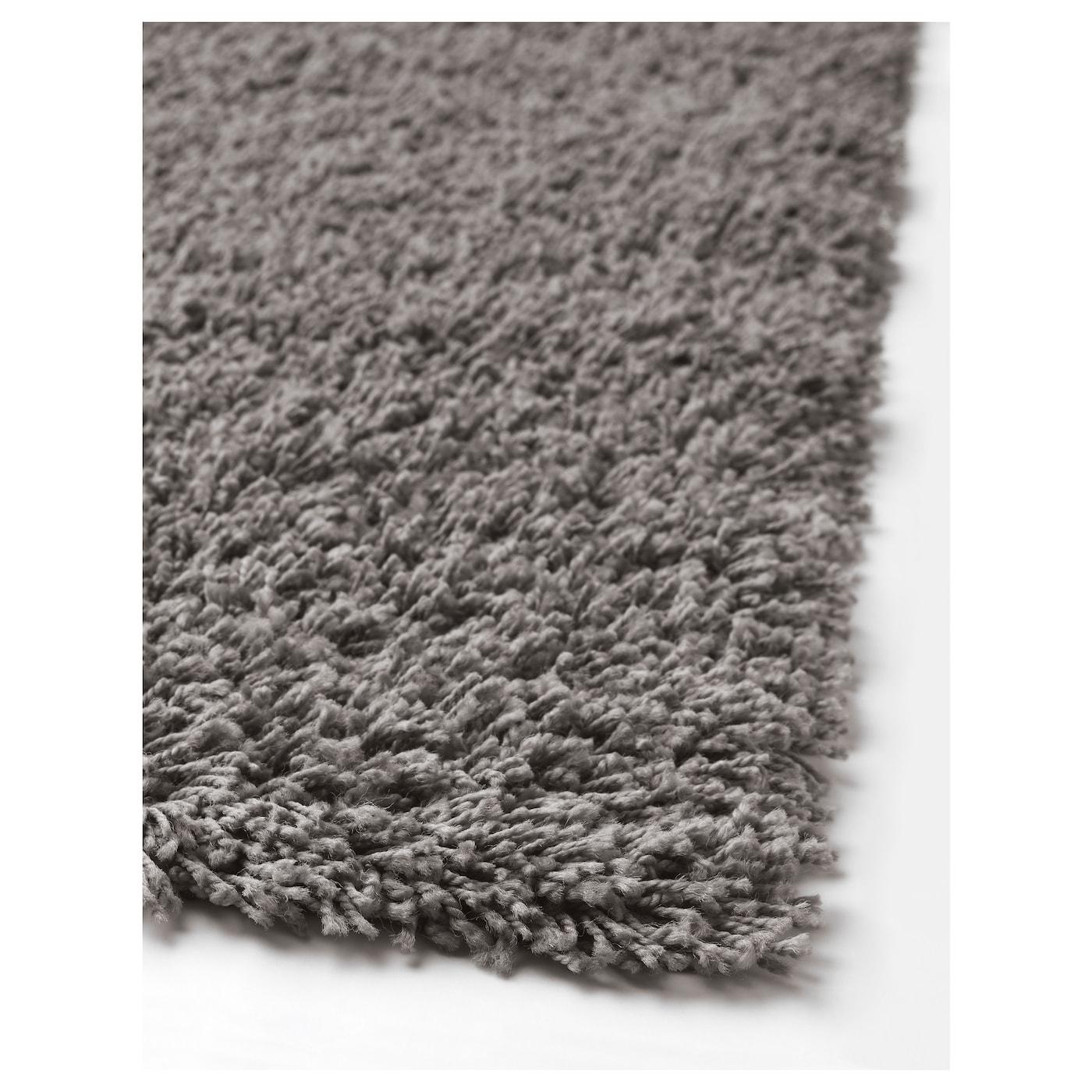 hampen alfombra pelo largo gris 160 x 230 cm ikea On alfombra gris pelo largo