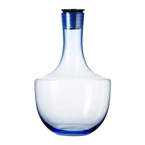 HÄMTA Jarra, azul Altura: 27 cm volumen: 1.8 l