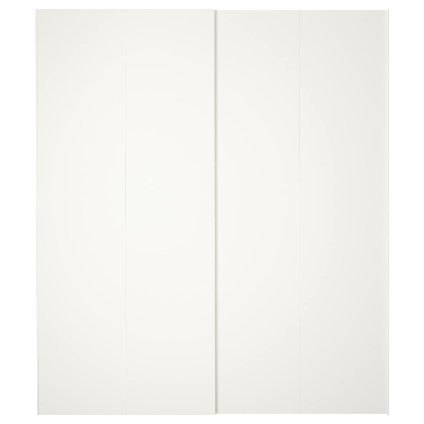 armario ikea pax 2 metros puertas correderas