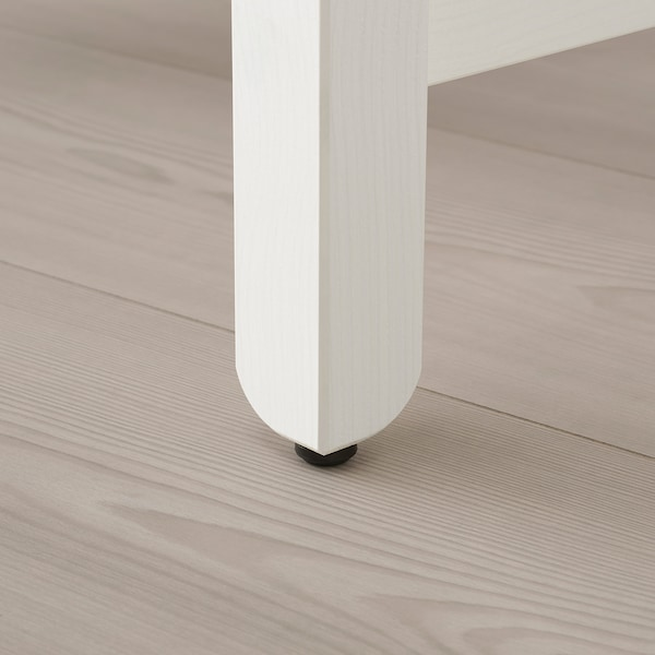 HAVSTA Consola, blanco, 100x35x63 cm