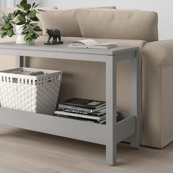 HAVSTA Consola, gris, 100x35x63 cm