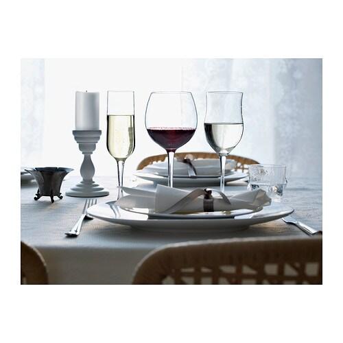 HEDERLIG Copa de vino blanco IKEA