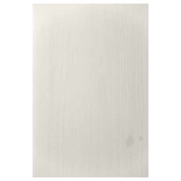 HEMNES Cómoda de 8 cajones, tinte blanco, 160x96 cm