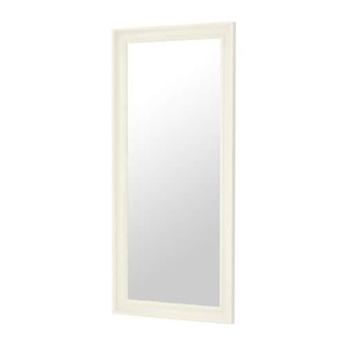 Espejo, blanco