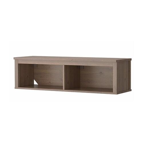 HEMNES Estante paredpuente Más ofertas en IKEA La madera maciza