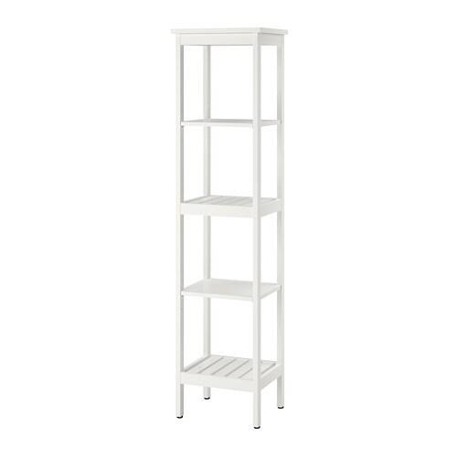Hemnes Estanteria Blanco 42 X 172 Cm Ikea