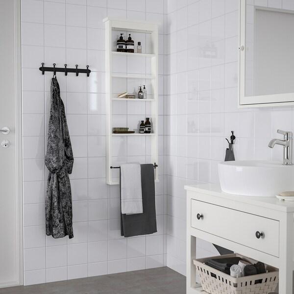 HEMNES estante blanco 42 cm 10 cm 118 cm