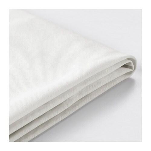 Holmsund funda para sof cama de 3 plazas ransta blanco for Sofa cama de dos plazas ikea