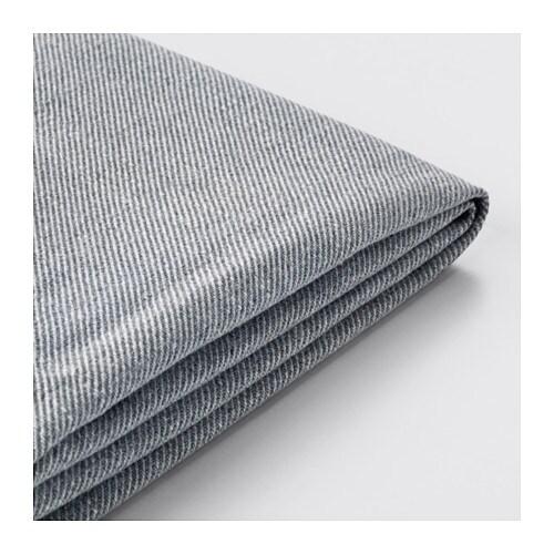 Holmsund funda para sof cama de 3 plazas nordvalla gris ikea - Ikea fundas de sofas ...