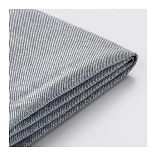 Holmsund funda para sof cama esquina nordvalla gris ikea - Fundas de sofa gris ...