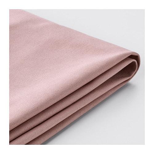 holmsund funda para sof cama esquina ransta rosa claro ikea. Black Bedroom Furniture Sets. Home Design Ideas