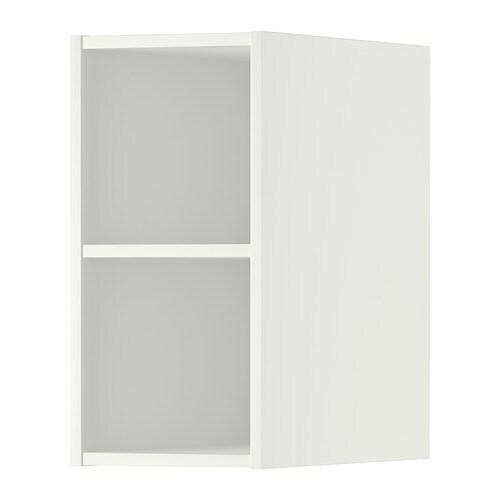 H rda armario abierto blanco 20x37x40 cm ikea - Armario abierto ikea ...