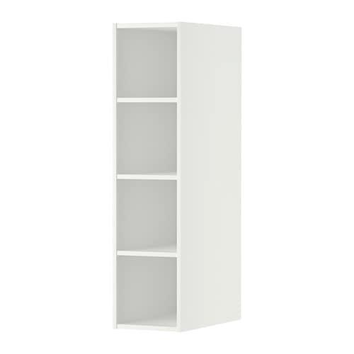 Armario Lavanderia Suspenso ~ HÖRDA Armario abierto blanco, 20x37x80 cm IKEA