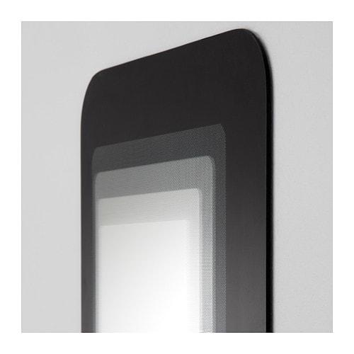 Hylkje espejo negro ikea - Que hacer si se rompe un espejo ...