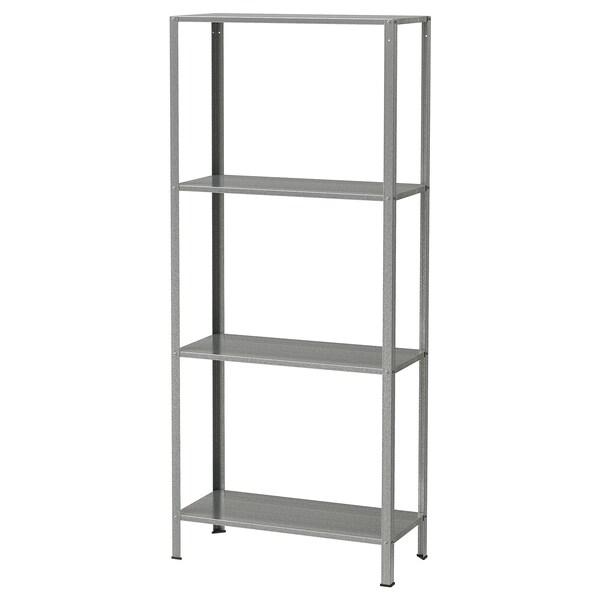 Hyllis Estanteria Int Ext Galvanizado Ikea