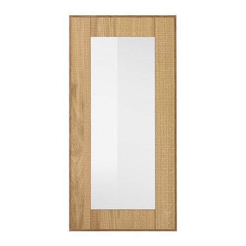 Hyttan puerta de vidrio 40x80 cm ikea - Puertas de paso ikea ...