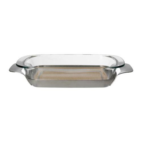 IKEA 365+ Fuente horno/servir&oporte IKEA El soporte metálico también se puede utilizar para servir.