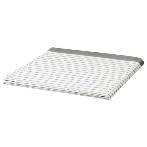 IKEA 365+ mantel blanco/gris 145 cm 145 cm