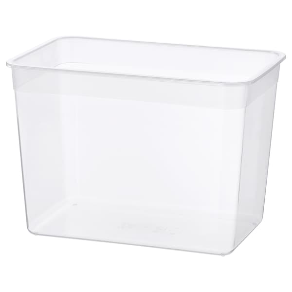 IKEA 365+ Recipiente, grande rectangular /plástico, 10.6 l