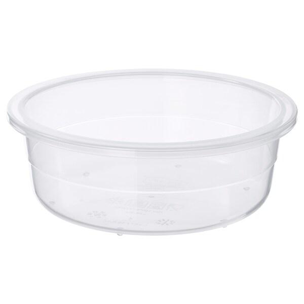 recipientes de plastico ikea