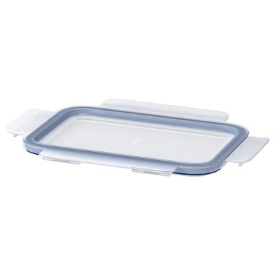 IKEA 365+ Tapa, rectangular /plástico