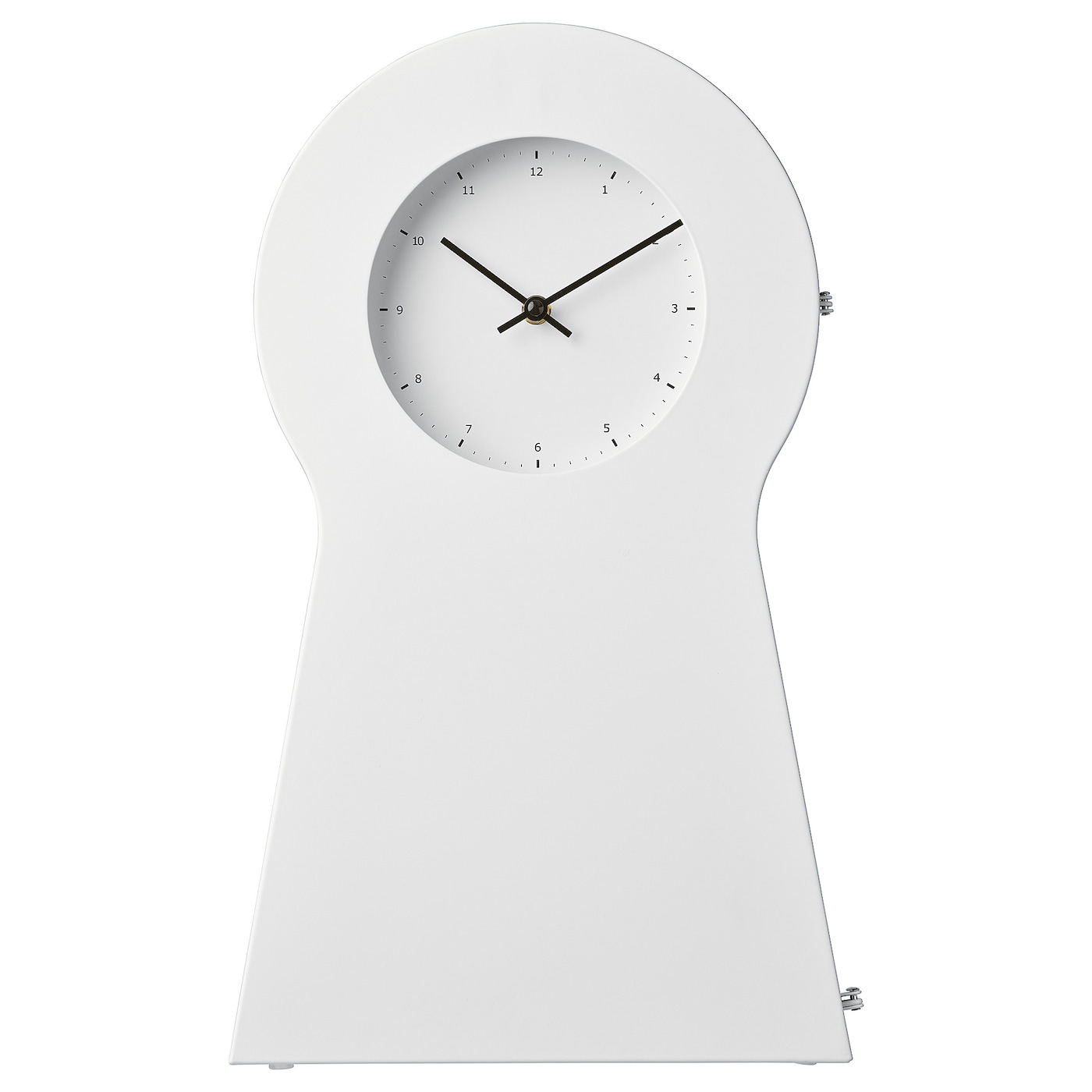 como desmontsr el reloj blanco ikea