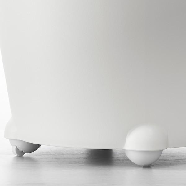 IKEA PS FEJÖ Maceta con autorriego, blanco, 32 cm