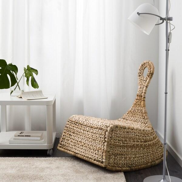 IKEA PS GULLHOLMEN Mecedora fibras de platanera