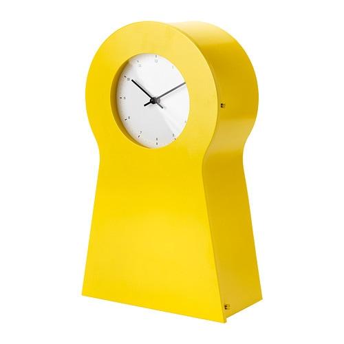 IKEA PS 1995 - Reloj, amarillo