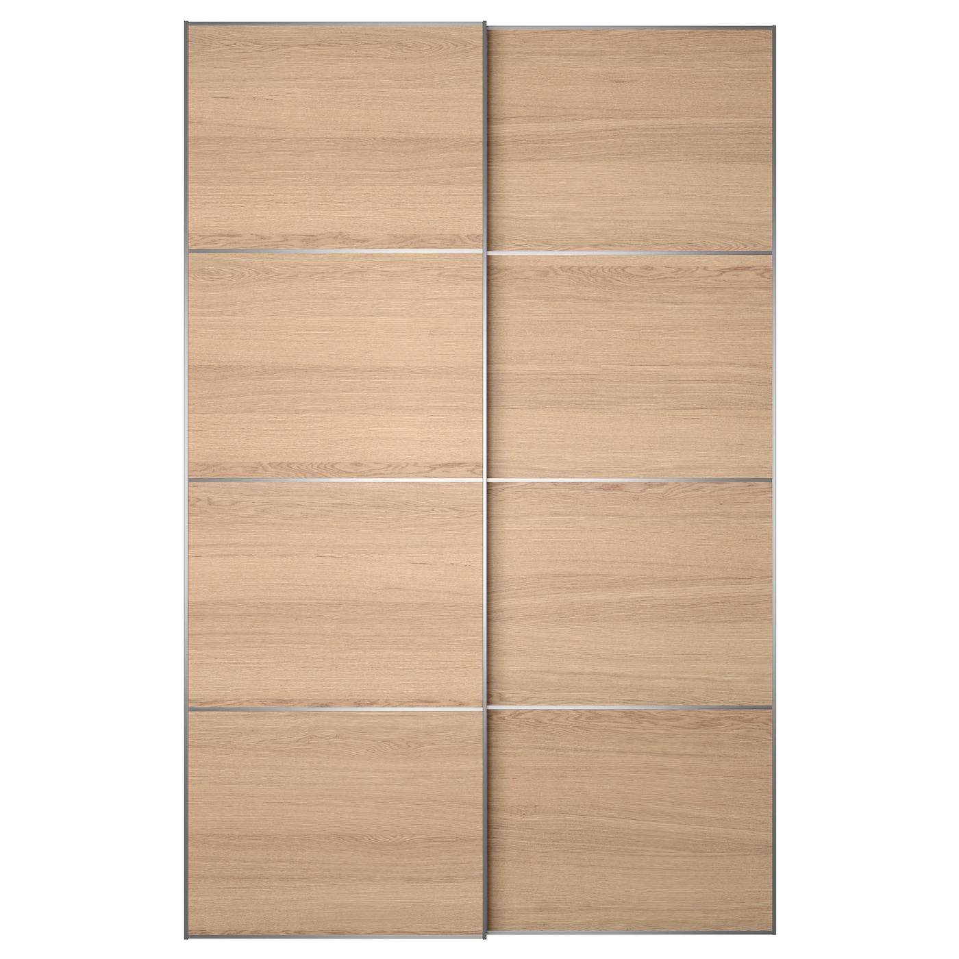 IKEA ILSENG Puertas Correderas, 2 Uds Dispositivo Para Un Cierre Suave Y  Silencioso.