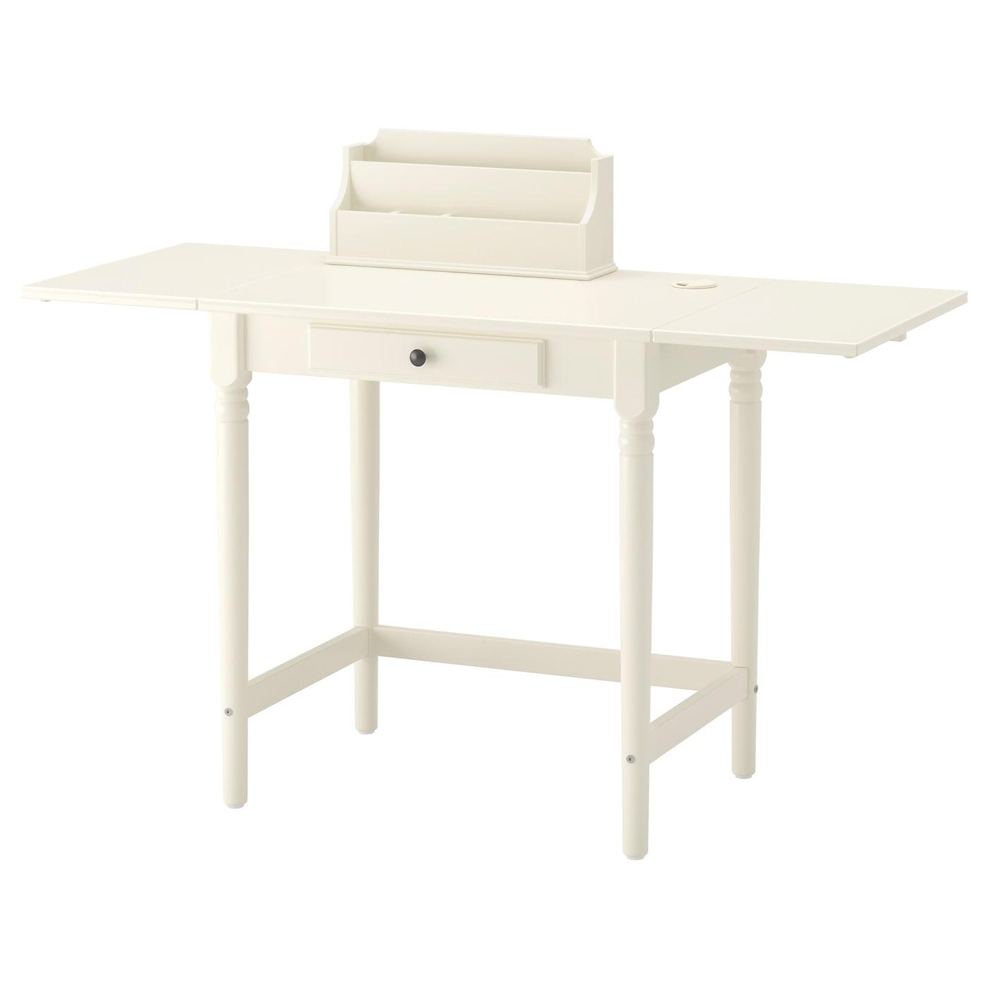 Ingatorp mesa blanco ikea - Ikea mesa blanca ...