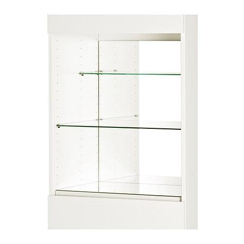 Ikea Kleiderschrank Qualität ~ INREDA Estante adicional vidrio espejo Más ofertas en IKEA