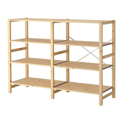 IVAR 2 secciones/baldas Mu00e1s ofertas en IKEA
