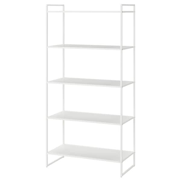 Jonaxel Estantería Blanco 80x38x160 Cm Ikea